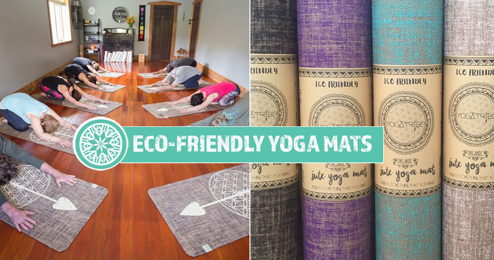 My Research into Eco Friendly Yoga Mats