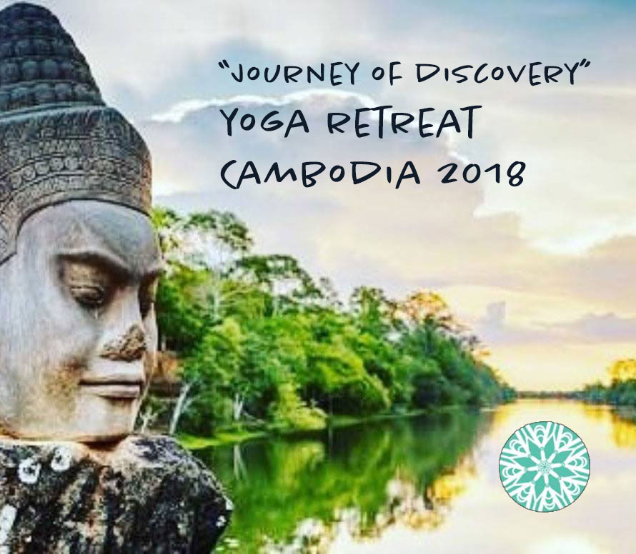 Journey of Discovery Yoga ReTreat – Cambodia 2018